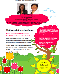 Mothers dat Poster